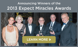 Announcing Winners of the 2013 Expect Miracles Awards
